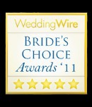 2011 Bride's Choice Awards presented by WeddingWire | Wedding Cakes, Wedding Venues, Wedding Photographers & More