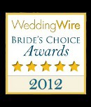 2012 Bride's Choice Awards presented by WeddingWire | Wedding Cakes, Wedding Venues, Wedding Photographers & More